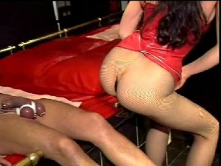 Abused cock video clip