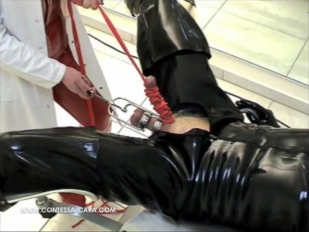 femdom kinky rubber clinic