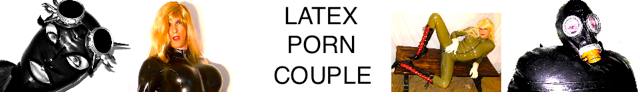 Latex Porn Couple Features 25 Clips that include    Anal Sex    Latex    Vac Beds    Bi-Sexual    Blowjobs    Bukkake    Bondage Device    Boot Fetish    Inflatable    Heavy Rubber