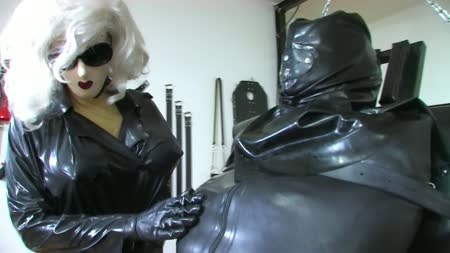 Three horny chemical suits lovers 1of 5 - 1 part 2