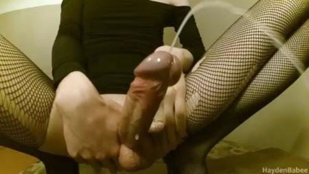 Male fisting preparation