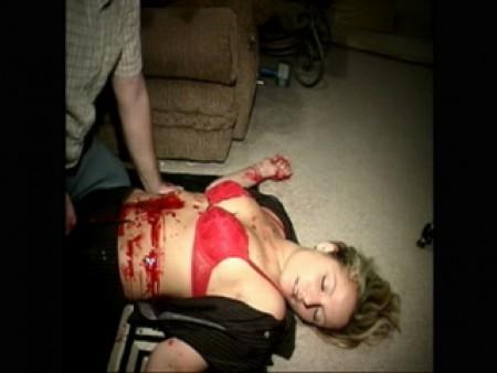 girl caught sleeping nude
